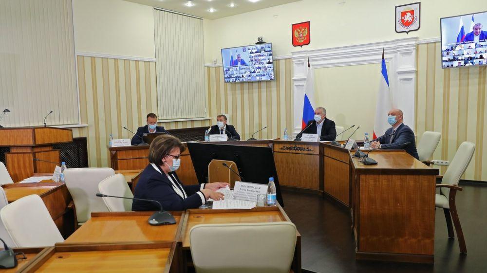 Сергей Аксёнов: Перед органами муниципальной и республиканской власти стоит задача наладить тесное взаимодействие с населением