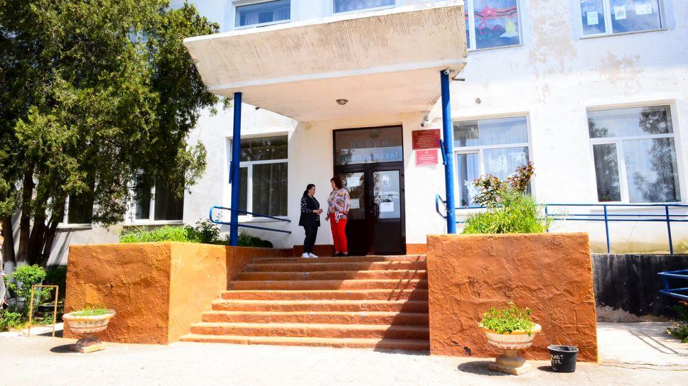 Школы Черноморского района готовятся к проведению оздоровительной кампании