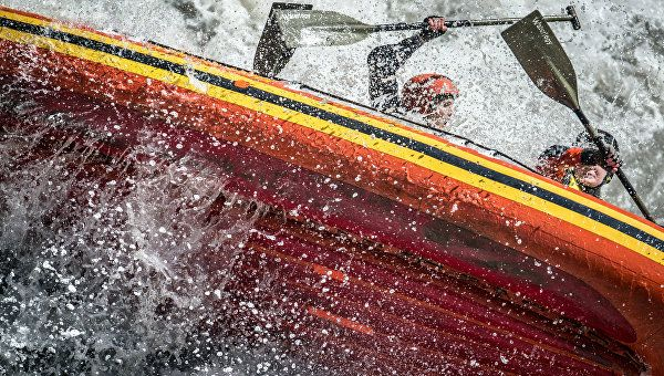 Молодая туристка утонула во время рафтинга в Сочи