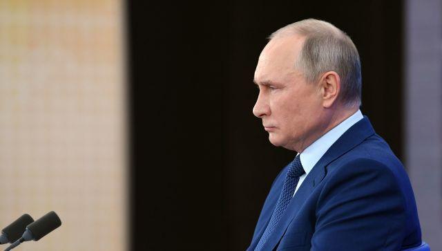 """Путин о деле Медведчука: """"очевидная зачистка политического поля"""""""