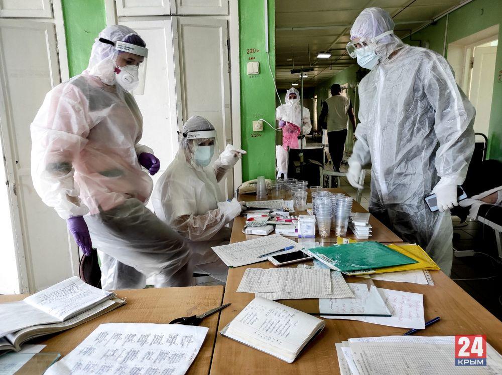 Коронавирус в Крыму и Севастополе: Последние новости, статистика на 15 мая 2021 года