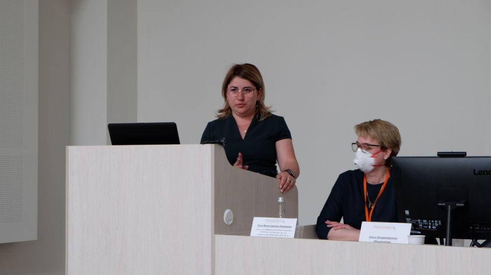 В Симферополе состоялась научно – практическая конференция «Паллиативная медицинская помощь детям»