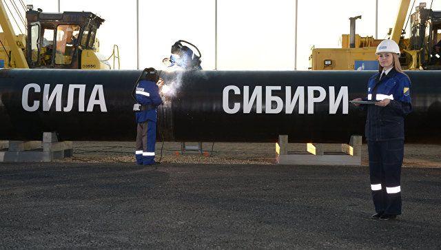 Китай может стать крупнейшим потребителем российского газа