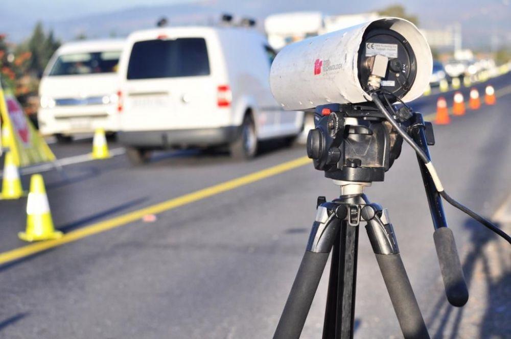 Список мест, где в Крыму будут стоять штрафующие передвижные камеры
