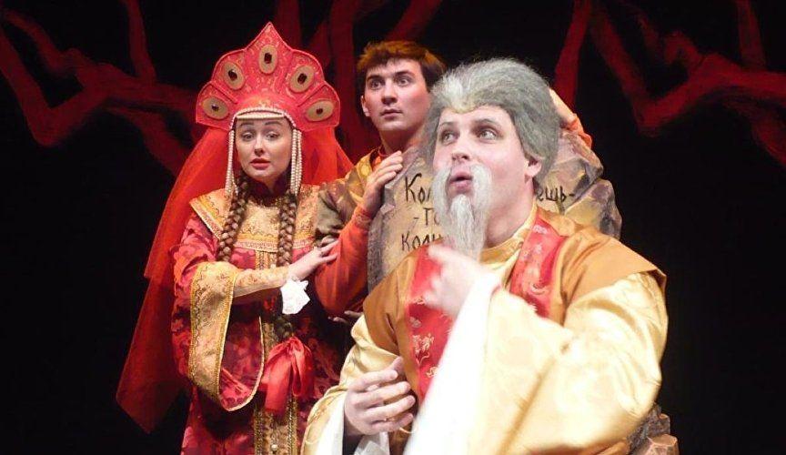 «Большие гастроли»: Рязанский ТЮЗ покажет спектакли в Севастополе