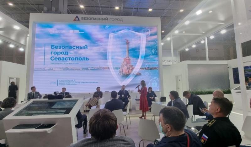 В Севастополе программный комплекс «Безопасный город» позволяет ускорить реакцию на происшествия