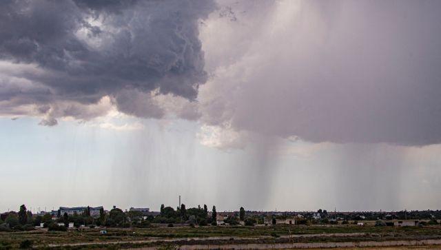 Прогноз погоды в Крыму на понедельник: где пройдут грозы