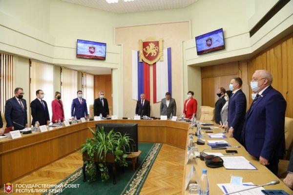 Очередное заседание сессии Государственного Совета Республики Крым состоится 21 мая — в день 7-ой годовщины со дня образования высшего законодательного органа республики