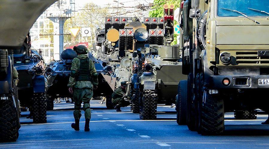 Крым превращен в неприступную крепость – Аксёнов