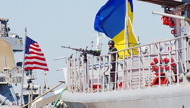 Эксперт заявил о возможных инцидентах на украинских учениях Sea Breeze