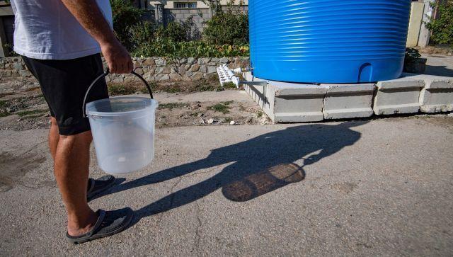 Где в Симферополе с утра в среду не будет воды