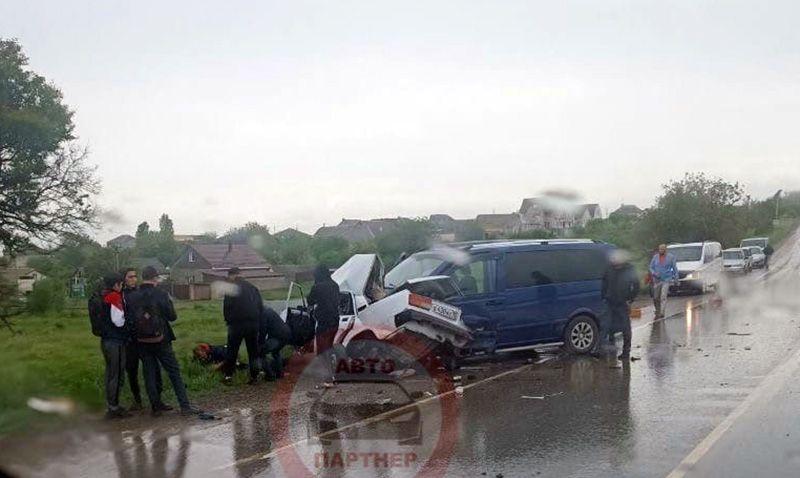 В Крыму в ДТП погиб 15-летний «водитель»