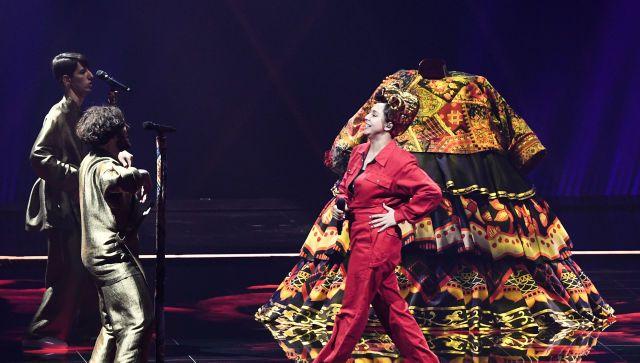 Manizha стала финалисткой Евровидения - видео