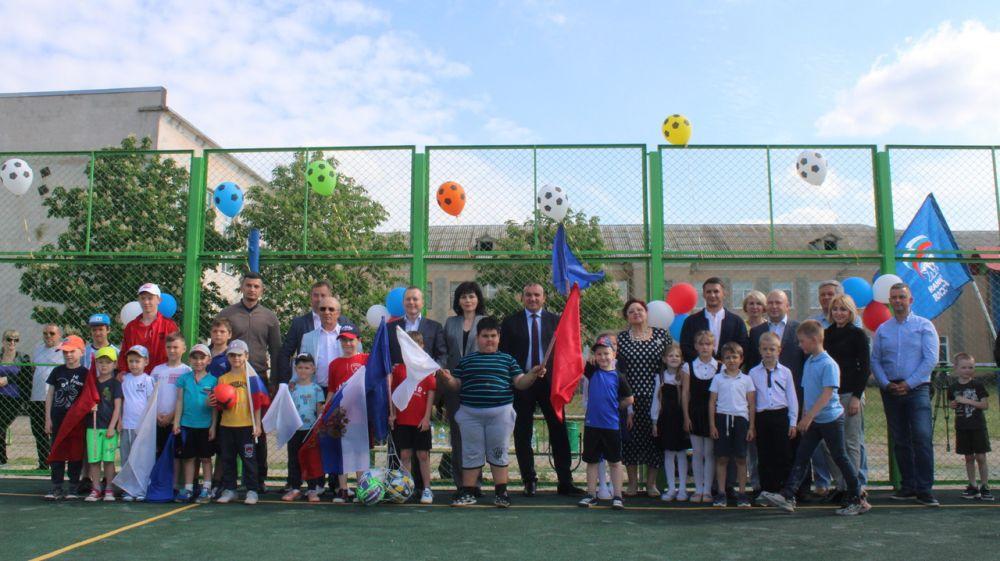 Борис Селютин принял участие в торжественных мероприятиях Широковского сельского поселения