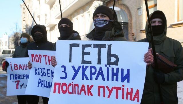 """Киев внес еще семерых артистов в """"черный список"""" угроз нацбезопасности"""