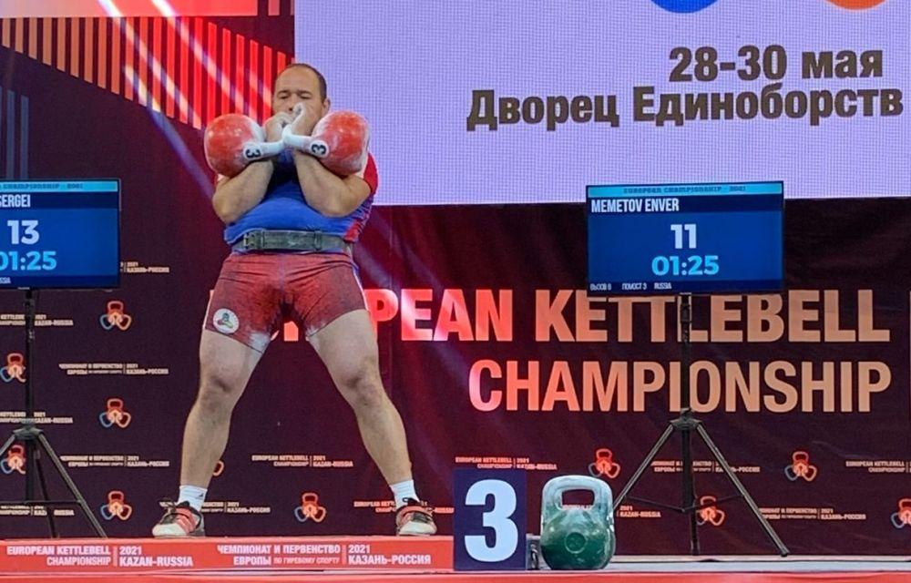 Крымчанин выиграл серебро чемпионата Европы