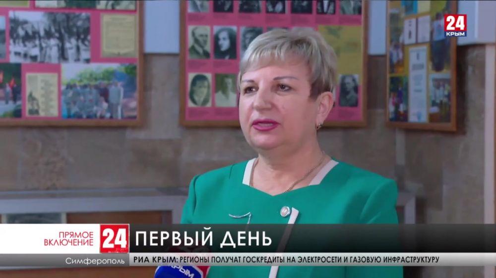 Больше двух тысяч крымских выпускников сегодня сдали экзамены