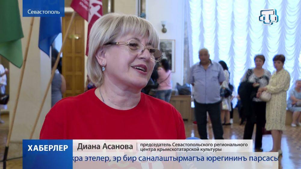 Концерт «Балабан Акъяр къорантасы» прошел в Севастополе
