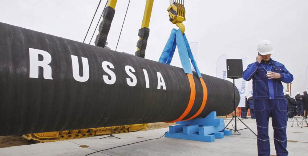 «Северный поток-2»: «зрада» Байдена и мечты Киева сорвать строительство газопровода
