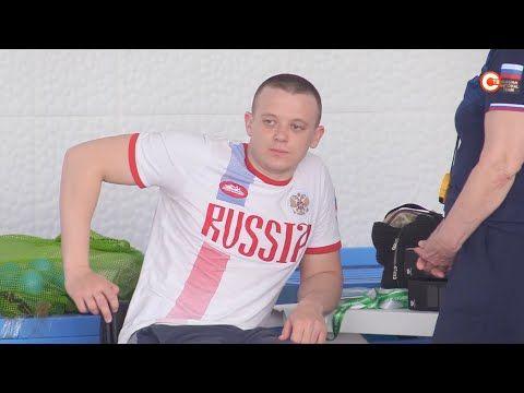 Чемпион мира по плаванию севастополец Андрей Граничка готовится к паралимпийским играм (СЮЖЕТ)