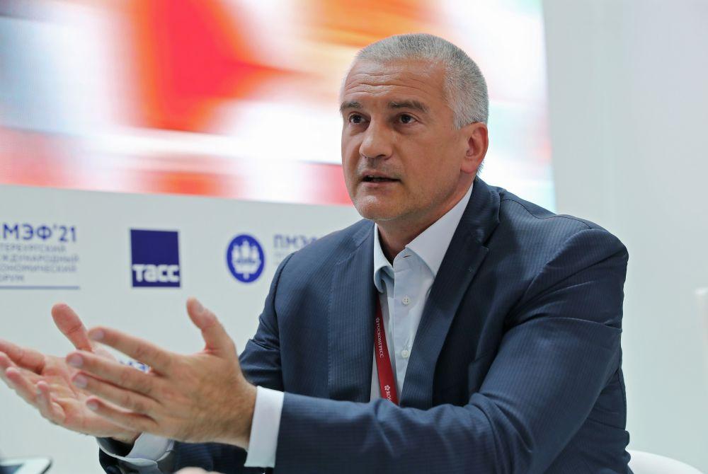 Аксёнов рассказал, в чём секрет высоких результатов Крыма в Национальном инвестиционном рейтинге