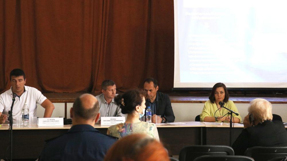 В Феодосии состоялся семинар на тему патриотического воспитания молодежи