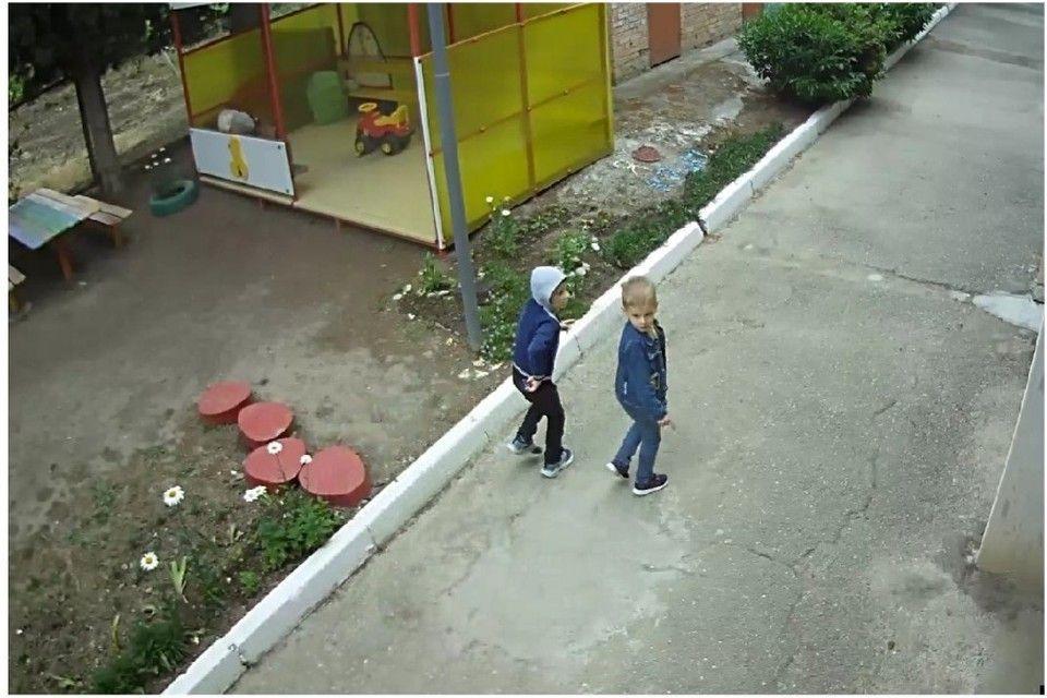 «Побег из Алушенка»: В Алуште двое малышей удрали из детсада