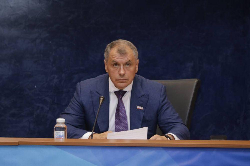 Константинов о выборах в Госдуму: «Единая Россия» станет безусловным лидером избирательной кампании