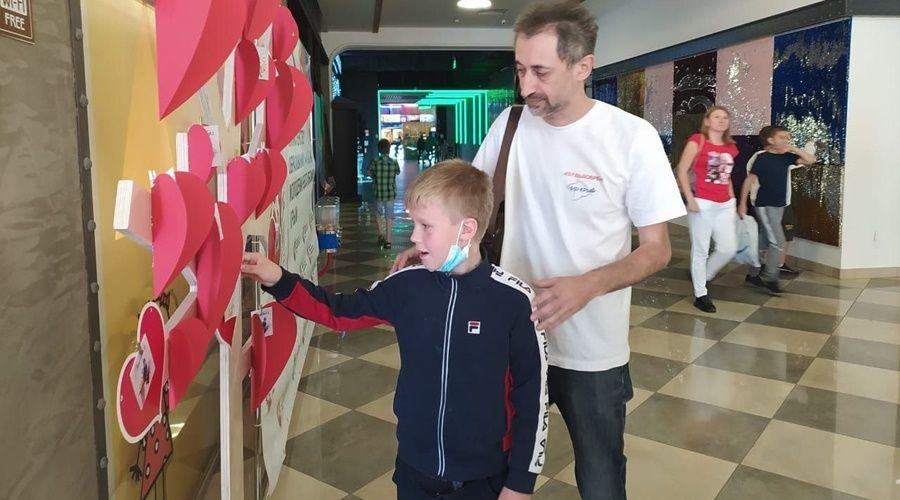 Благотворительный фонд «Крым» предлагает неравнодушным помочь в исполнении детских желаний