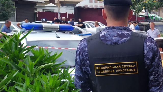 Расстрел приставов в Сочи: что известно - видео