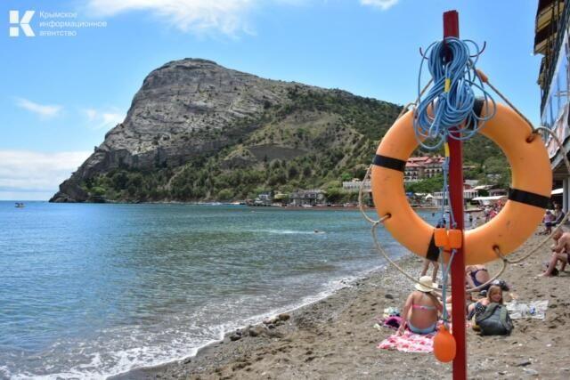 На выходных в Крым придет летняя жара