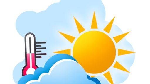 Прогноз погоды по г. Алушта на 11 - 13 июня