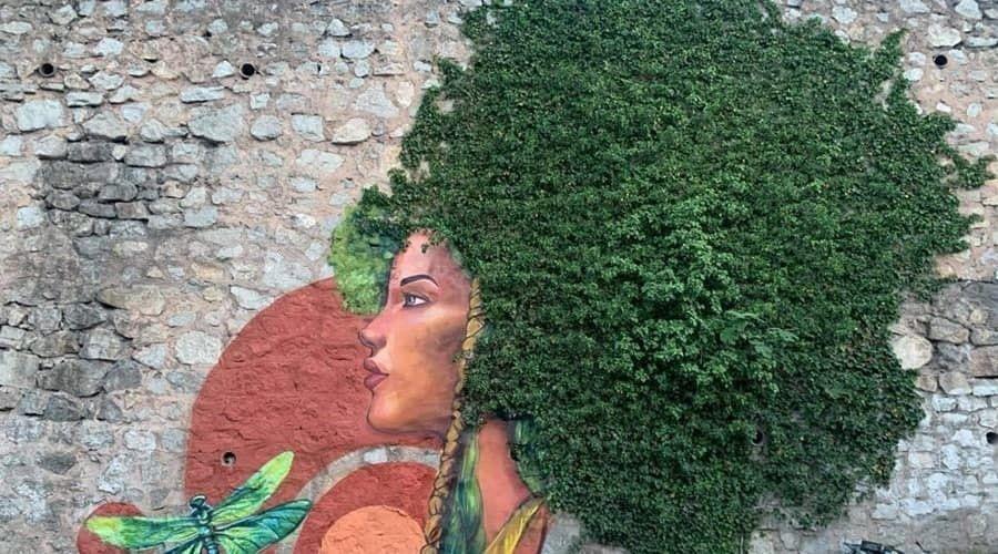 Новые стрит-арт объекты появились в Ялте