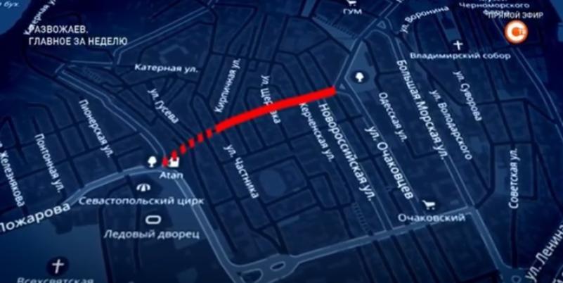 Строительство тоннеля между улицами Пожарова и Генерала Петрова может начаться в следующем году — Развожаев