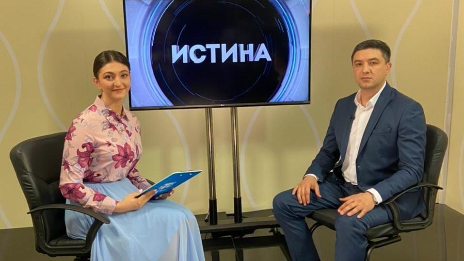 Ленур Абдураманов рассказал на одном из крымских телеканалов о государственной системе бесплатной юридической помощи