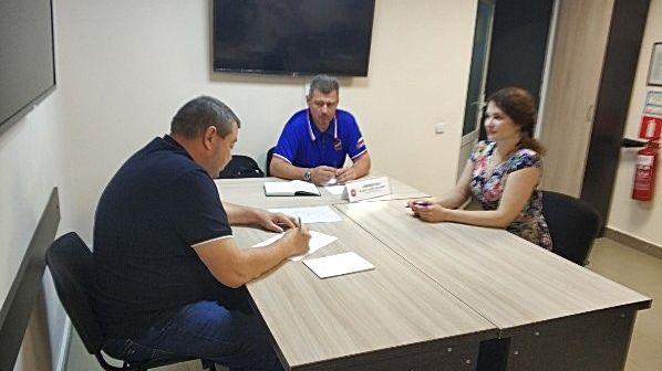Вопросы в области защиты населения и территорий от чрезвычайных ситуаций природного и техногенного характера на особом контроле в МЧС Республики Крым