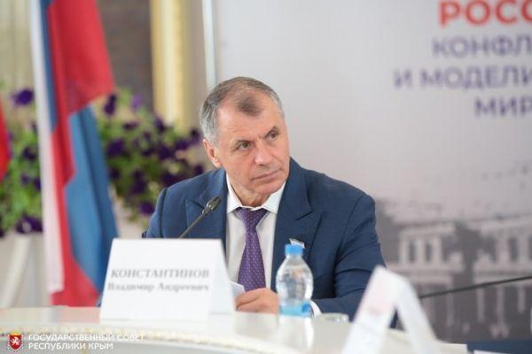 Республика Крым планирует обратиться в европейские суды с просьбой о признании блокад со стороны Украины геноцидом крымчан