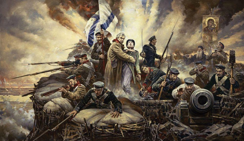 Исследователи установили имена 2000 воинов, павших в Крымской войне