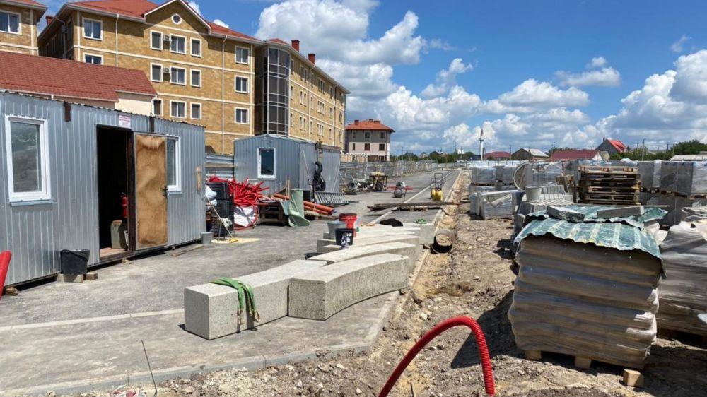 МинЖКХ РК: Мониторинг 23 объектов благоустройства прошел в Симферополе