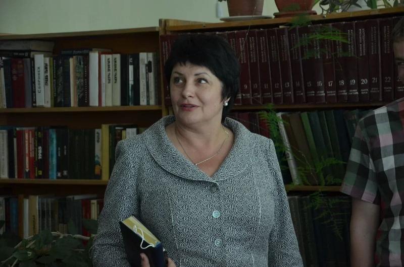 Татьяна Лобач: Библиотека на селе должна развиваться – это место притяжения жителей