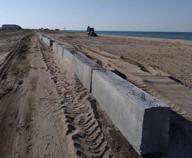 Забор в Песчаной балке в Феодосии будет снесён, — администрация города