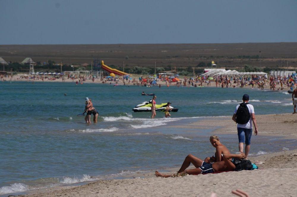 Крымчанам пообещали 29-градусуную жару на выходных