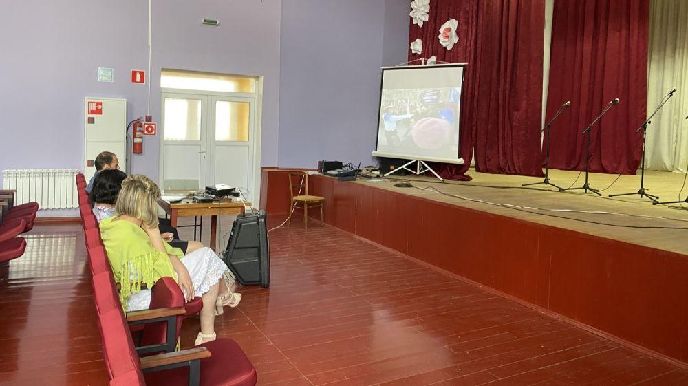 По поручению Арины Новосельской осуществлен выезд в Раздольненский район