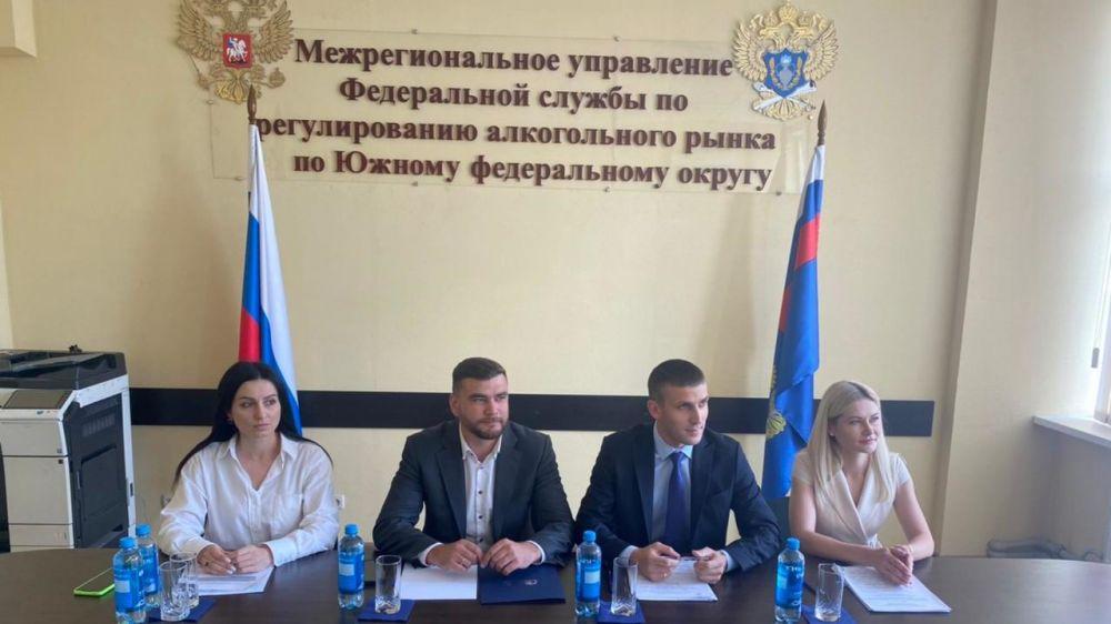 Александр Трянов: Одной из важнейших функций Минпрома Крыма является осуществление регионального контроля в области розничной продажи алкогольной и спиртосодержащей продукции