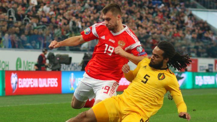 Бельгия - Россия. Евро-2020. Прямая трансляция 12 июня в 22:00