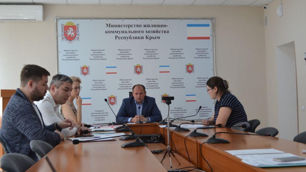 Сергей Донец провел плановое совещание с представителями администраций муниципальных образований