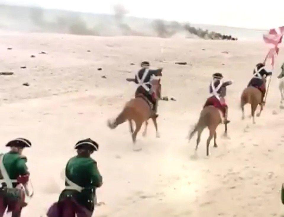 «Армию дорисуем, будет много»: В Крыму снимают «Гардемарины 1787. Война»