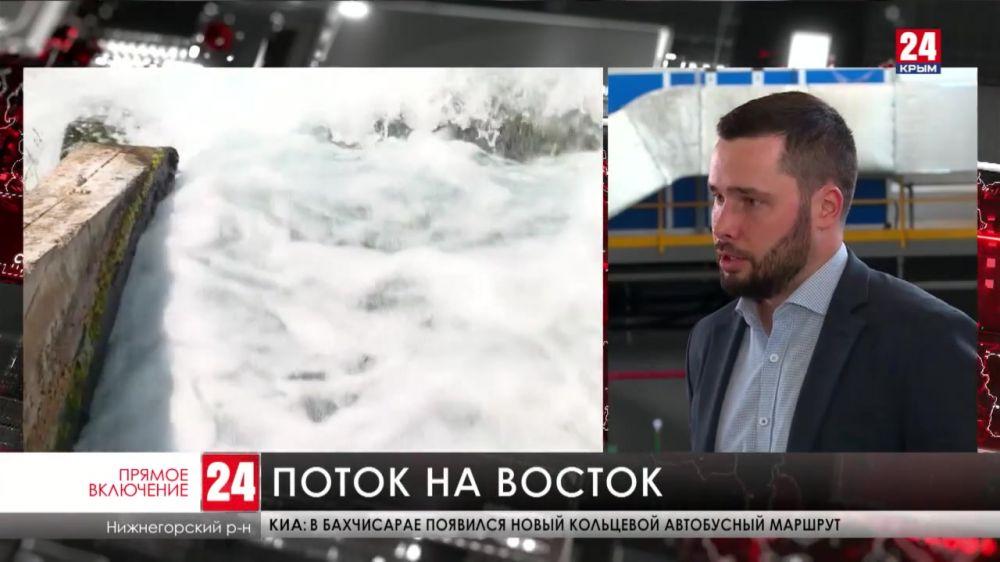 На востоке Крыма в эксплуатации уже два новых водозабора