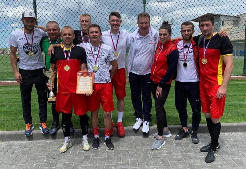 Красногвардейский район победил в летних сельских спортивных играх