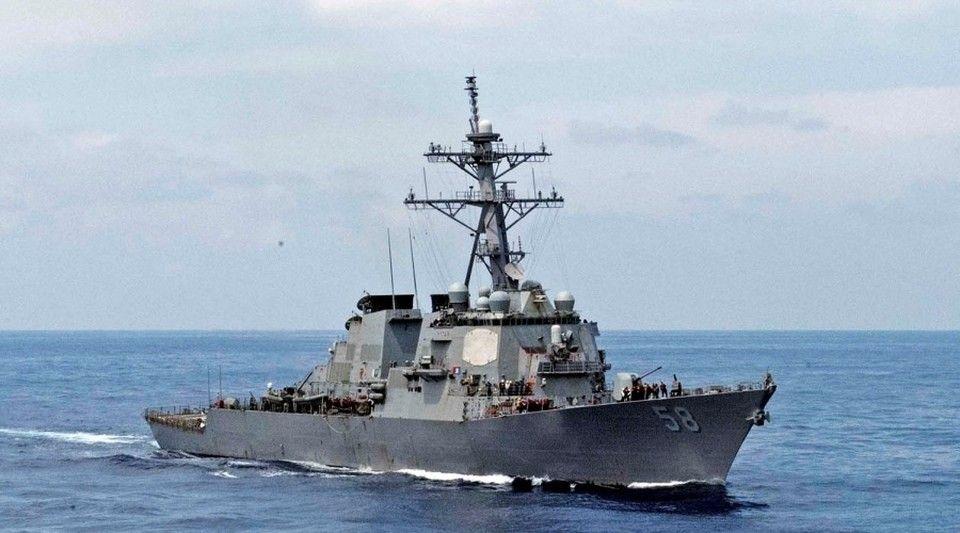 США пустили свой эсминец в сторону Черного моря